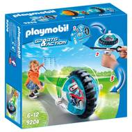 4008789092045 - PLAYMOBIL® Sport & Action - Toupie bleue