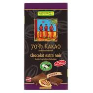 4006040195245 - Rapunzel - Chocolat bio Extra Noir 70 % Cacao
