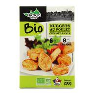 3422210436245 - Nature De France - Nuggets de poulet Bio