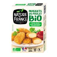 3422210436245 - Nature De France - Nuggets de poulet Bio