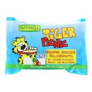 4006040166245 - Rapunzel - Gaufrette Tiger-snack au lait et aux noisettes