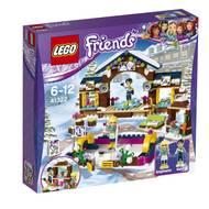 5702015866545 - LEGO® Friends - 41322- La patinoire de la station de ski