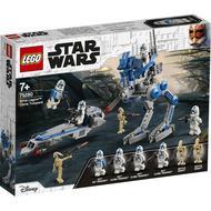 5702016617245 - LEGO® Star Wars - 75280- Les Clone troopers de la 501ème légion