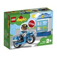 5702016367645 - LEGO® DUPLO® - 10900- La moto de police
