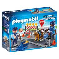 4008789069245 - PLAYMOBIL® City Action - Barrage de police
