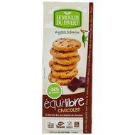 3268350120046 - Le Moulin Du Pivert - Biscuits bio Equi'libre chocolat