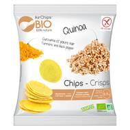 3760259130046 - Air Chips - Chips quinoa-curcuma