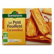 3396411221446 - Bonneterre - Biscuit feuilleté caramelisé bio