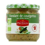 3335880004846 - Prosain - Fondant de courgettes aux olives vertes bio