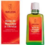 3596206226346 - Weleda - Huile de massage à l'arnica Cosmétique naturelle