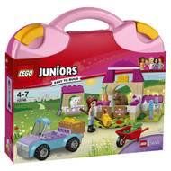 5702015868846 - LEGO® Juniors - 10746- La valisette Mia à la ferme