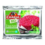 3181238951047 - Charal - Steak haché 5% Mat.gr Façon bouchère bio