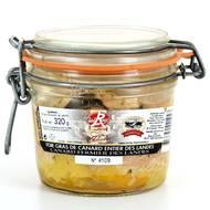 3356650021047 - Panache Des Landes - Foie gras de canard entier des Landes Label Rouge