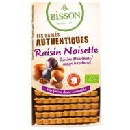 3760005021147 - Bisson - Sablés Raisin et Noisettes, Bio