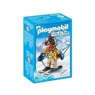 4008789092847 - PLAYMOBIL® Family Fun - Skieur avec snowblades