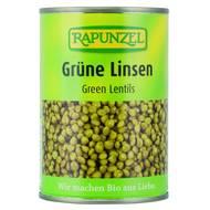 4006040404347 - Rapunzel - Lentilles vertes bio en conserve