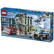 5702015865647 - LEGO® City - 60140- Le cambriolage de la banque
