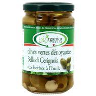 8029689006747 - Biorganica Nuova - Olives Vertes Dénoyautées bio