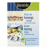 4000915108347 - BioVerde - Filets de harengs à la crème bio