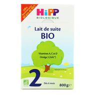 4062300298347 - Hipp - Lait de suite Bio 2