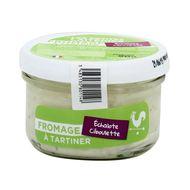 3483130801148 - Les Petites Laiteries - Fromage à tartiner échalote & ciboulette