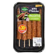 3039050351548 - Socopa - 5 Brochitos porc à l'italienne