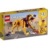 5702016888348 - LEGO® Creator - 31112- Le lion sauvage