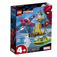 5702016369748 - LEGO® Super Heroes Marvel - 76134- Spider-Man  Docteur Octopus et le vol du diamant