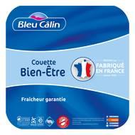 3153633460349 - Bleu calin - Couette anti-acariens et anti-bacteries SANITIZED