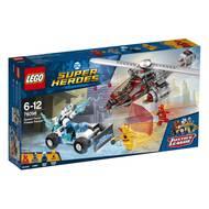 5702016110449 - LEGO® Super Heroes Dc Comics - 76098- Le combat de glace