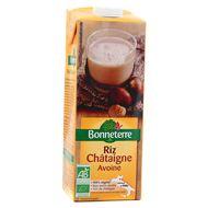 3396413712249 - Bonneterre - Boisson Riz Châtaigne Avoine bio