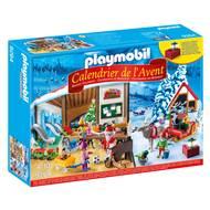 4008789092649 - PLAYMOBIL® Christmas - Calendrier de l'Avent L'atelier du Père Noël