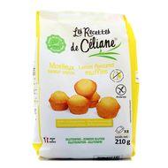 3700566453049 - Céliane - Mini Muffins au citron sans gluten