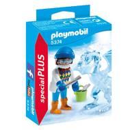 4008789053749 - PLAYMOBIL® Spécial Plus - Artiste avec sculpture de glace