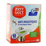 3178041345149 - Zensect - Diffuseur électrique anti-moustiques 60 nuits