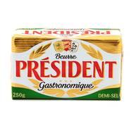 Président - Beurre plaquette 1/2 Sel