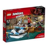 5702016117349 - LEGO® Juniors - 10755- La poursuite en bateau de Zane- Ninjago