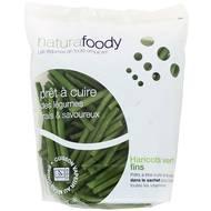 3000181039049 - Naturafoody - Haricots verts fin éboutés, sachet micro-ondable