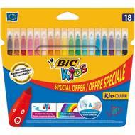 Bic - Feutres de coloriage Bic Kids couleur