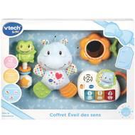 3417765220050 - Vtech - Coffret de naissance - Eveil des sens bleu