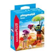 4008789090850 - PLAYMOBIL® Spécial Plus - Enfants et châteaux de sable
