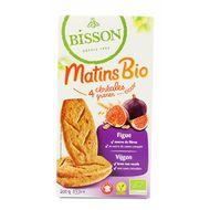 3760005022250 - Bisson - Matins Bio 4 céréales à la figue