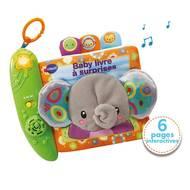 3417761893050 - Vtech - Baby livre à surprises