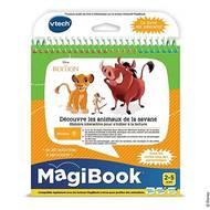 3417764623050 - Magibook - Vtech - Livre éducatif Le Roi Lion - Découvre les animaux de la savane