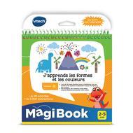 3417764805050 - Magibook - Vtech - J'apprends les formes et les couleurs