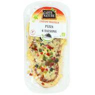 3700477606350 - Carte Nature - Pizza 4 Saisons