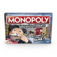 5010993718450 - Hasbro Gaming - Monopoly mauvais perdants
