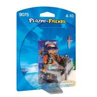 4008789090751 - PLAYMOBIL® Playmo-Friends - Pirate avec bouclier