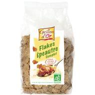 3421557111051 - Grillon Or - Flakes à l'épeautre, bio