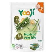 3760234501151 - Yooji - Purée de haricots verts bio surgelée en portions dès 9 mois